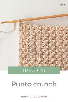 Different Crochet Stitches, Tunisian Crochet Stitches, Crochet Stitches For Beginners, Crochet Stitches Patterns, Crochet Videos, Crochet Blanket Tutorial, Single Crochet Stitch, Crochet Hooks, Free Crochet