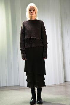 Damir Doma Pre-Fall 2015  (5)  - Shows - Fashion