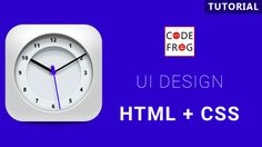 Ui Design Tutorial, Design Tutorials, Watch, Youtube, Clock, Bracelet Watch, Clocks, Youtubers, Youtube Movies