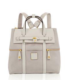 47cf12d223 Henri Bendel Jetsetter backpack purse combo! Satchel Purse