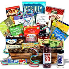 Gluten free gift basket classic care packages and gifts ocm gluten free gift basket premium httpfivedollarmarket negle Images