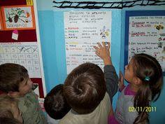 ΝΗΠΙΑΓΩΓΟΣ Mοστάκη Μαίρη: Παίζουμε τα χρώματα Education, Blog, Blogging, Teaching, Training, Educational Illustrations, Learning, Studying