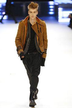 Dior Homme Fall 2007 Menswear