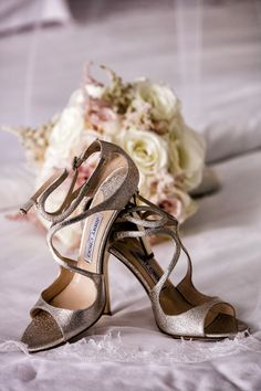 Gold Wedding Shoes |