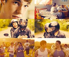 My Mad Fat Diary  <3 Rae and Finn