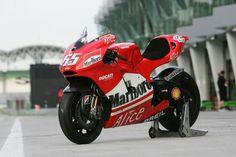 Ducati motogp Capirex