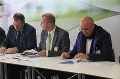 IndustriALL Global Union, las federaciones de industria de UGT y CCOO y Gamesa firman un acuerdo mundial de derechos laborales http://mcaugt.org/noticia.php?cn=22260