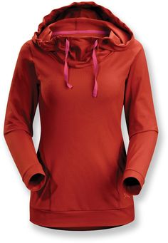 Arc'teryx Corbela Hoodie - this brand makes super nice things
