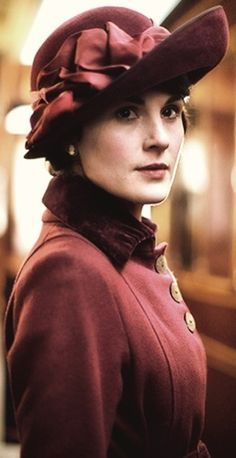 Lady Mary...you've grown on me these past two seasons your no longer a prissy princess but a proper lady and best of all a WOMAN without fear...