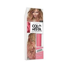 L'Oreal Paris Colorista Semi-Permanent Hair Color for Light Blonde or... ($9.99) ❤ liked on Polyvore featuring beauty products, haircare, hair color and pink