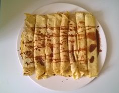 Tried a german recipe for crepes, the result? Puurrr- fect!