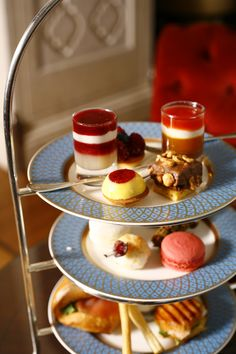 Tea Time at Lobby & Lounge Bar ( Four Seasons Bosphorus )