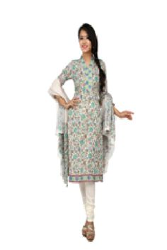 With its colourful look and floral print patterns, this suit would be a great buy. It will be a perfect wear for festive occasions and family get togethers. It will make you look charming and resplendent.visit: http://www.seveneast.in/index.php?route=product/product&path=81&product_id=79