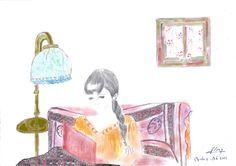 La trenza de Lucía Braid, Sketchbooks, Sketches