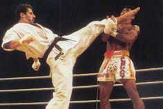 Andy Hug famous high kick