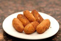 Recetas de Cocina Cubana y Postres deliciosos: Croquetas de carne