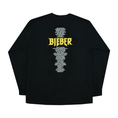 Bieber Long Sleeve T-shirt