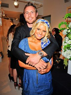 Jessica Simpson Wedding to Eric Johnson: Photos from Dating Years : People.com