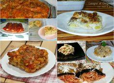 Primi piatti buffet di Capodanno, una raccolta di ricette di primi per il vostro cenone o pranzo di Capodanno
