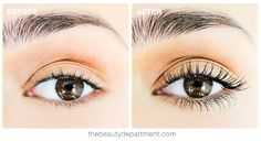 Do this teeny tiny thing BEFORE applying mascara and your lashes will thank you! Tutorial by @amynadine, click through to check it out!
