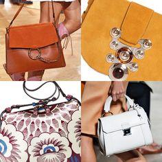 Spring 2015's Top Handbag Trends