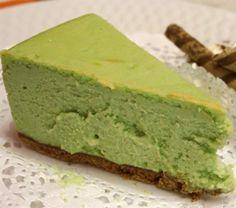 Matcha (green tea) Cheesecake
