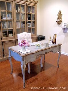 Fresh French Provincial Office Furniture