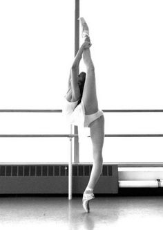 My goal is to get a needle by the summer of 2015 before going to the Joffrey.