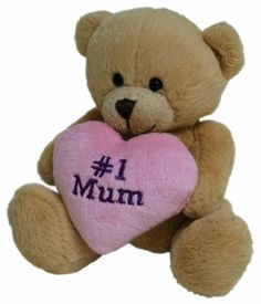"This is such a cute plush toy! My mom is from Australia and so I know that she would really appreciate the fact that it says ""mum"" on it. Maybe this is something that I can get her for Mother's Day!"