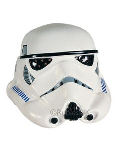 Star Wars Stormtrooper Helmet - If you want to be a galactic soldier, you have to look the part! In this officially licensed Star Wars Stormtrooper Helmet, you'll be ready Funny Halloween Costumes, Halloween Masks, Halloween Outfits, Halloween 2015, Halloween Clothes, Halloween Stuff, Starwars, Mascaras Halloween, Helmet Accessories