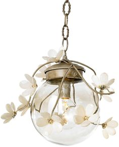 """""""Globe Branches Chandelier/Pendant"""" by Canopy Designs at ABC Carpet & Home (http://www.abchome.com/store/store/pc/canopy-designs-globe-branches-chandelier-pendant-9p16176.htm). Photographer unknown. Price: $671"""