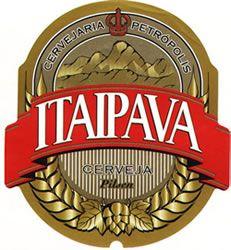 Rótulo Itaipava