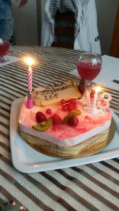 Gâteau Mousse de Framboise et Chocolat Blanc