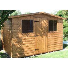 cabin shed - Garden Sheds Yeovil