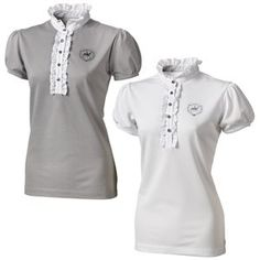 Pikeur Ruffle Trim Competition Shirt *New*
