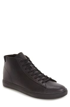 Free shipping and returns on Clae 'Bradley Mid' Sneaker (Men) at Nordstrom.com. Crafted of oiled full-grain leather, this mid-rise sneaker sports monochromatic accents from the neoprene collar to the flexible cupsole set on an articulated sawtooth tread.