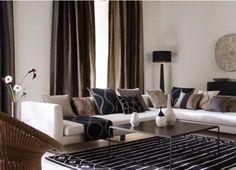 Salón en blanco, gris y negro - Villalba Interiorismo (4)