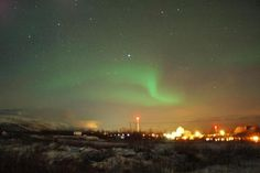 Abisko, Sweden - A pleasant Swedish village, but not the reason why it made the list. Almost everyone who visits Abisko comes here for the northern lights wich are beautifully displayed in Abisko's sky. Abisko is widely known for its view of this natural wonder. (outstandingplaces.com)