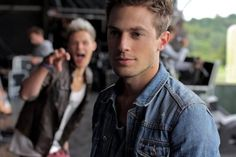 Adam Pitts ( and Ryan ) haha ;)