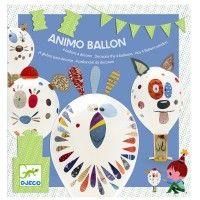 Djeco Tier Luftballons selbst gestalten 4+