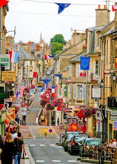 Bayeux,  West France