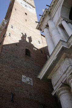 Scorcio Basilica Palladiana_Vicenza_Veneto_Italia
