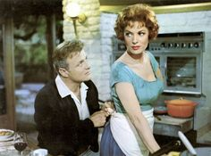 Maureen O'Hara in the Parent Trap... what a knockout!