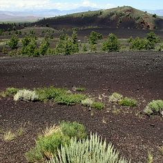 Craters of the Moon National Monument, Idaho - The West's Top National Monuments - Sunset