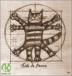 OKhelps - Эзотерика  7 творческих секретов Леонардо да Винчи: После смерти Леонардо да Винчи мир уже никогда не был прежним. Портрет «Моны Лизы», фреска «Тайная вечеря», рисуно…