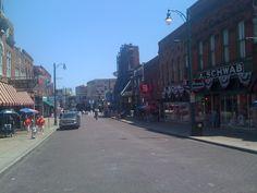 Beadle Street, Memphis Tennessee