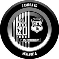 DNZ Football Buttons: Zamora FC                                                                                                                                                                                 Mais