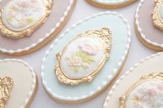 Easter Egg Cookies by bbsweetslove    These are COOKIES! Amazing!!