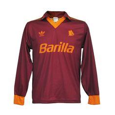 Roma home shirt, 1992-94