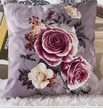 SANDY'S GINGHAM COUNTRY | eBay Stores Sofa Throw, Throw Pillow Cases, Pillow Shams, Throw Pillows, Cushion Cover Pattern, Flower Pillow, Printed Cushions, Velvet Pillows, Fabric Decor